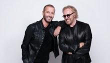 Raf e Umberto Tozzi partono in tour dall'8 maggio da Rimini