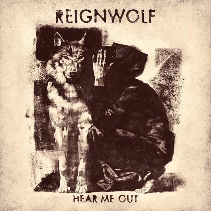 "copertina album Reignwolf ""Hear Me Out"""