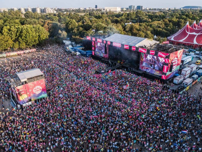 Sziget Festival 2019, Coma Cose e I Hate My Village i primi nomi dello Europe Stage