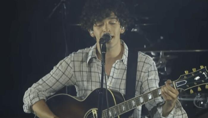 Il video dell'esibizione completa dei The 1975 sul palco del Coachella 2019 venerdì 12 aprile