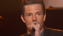 """Carolina In My Mind"" cover di James Taylor è stata suonata dai Killers al Jimmy Kimmel Live"