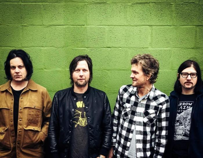 """The Raconteurs sono tornati dopo 11 anni con il nuovo singolo """"Hey Gyp (Dig The Slowness)"""""""