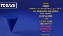 TOdays Festival 2019 cast con Bob Mould, Balthazar e Parcels