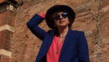 Gianna Nannini a Nashville per registrare il nuovo e 19esimo album di inediti