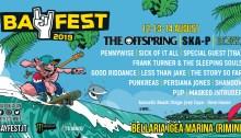 Bay Fest 2019, torna l'Acoustic Beach Stage con Dave Hause (12 agosto) e Joey Cape dei Lagwagon (13 agosto)