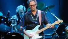 Eric Clapton ha cantato cover di Doris Day e Prince durante il primo concerto alla Royal Albert Hall