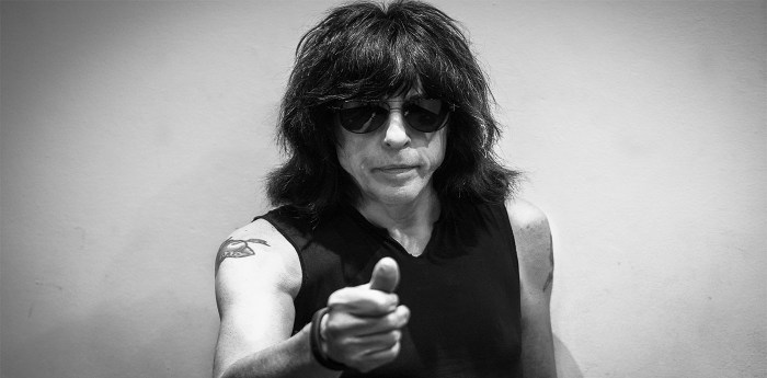Marky Ramone dal vivo il 14 luglio a Merate (LC)
