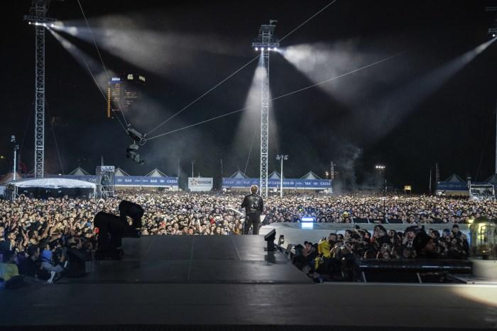 Metallica, record di affluenza con oltre 47mila spettatori all'Ippodromo SNAI San Siro di Milano