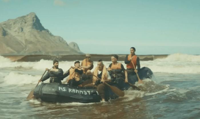 """""""Auslander"""" è il nuovo video dei Rammstein dopo """"Deutschland"""" e """"Radio"""" estratto dal settimo omonimo album"""