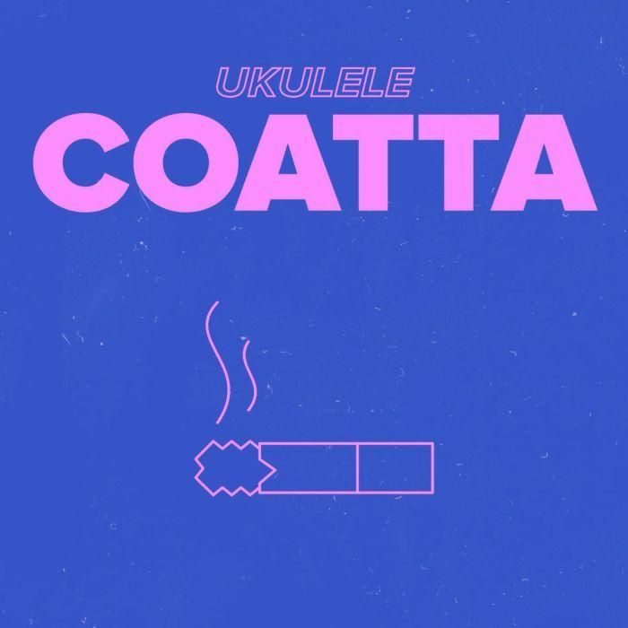 """copertina singolo """"Coatta"""" Ukulele"""