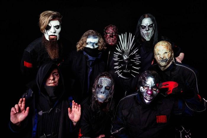 Slipknot dal vivo giovedì 27 giugno al Bologna Sonic Park