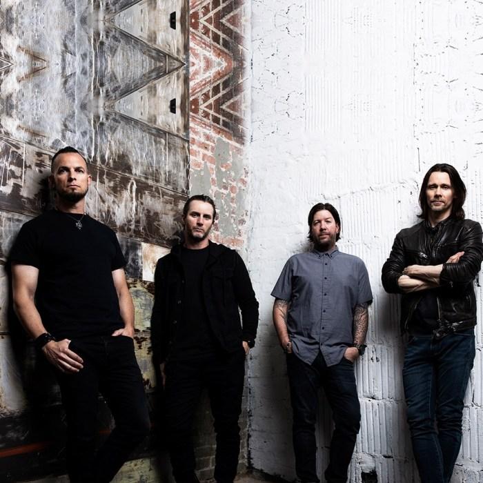 Alter Bridge in concerto il 2 dicembre al Forum di Milano con Shinedown