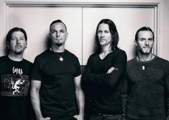 Il nuovo e sesto album degli Alter Bridge è pronto