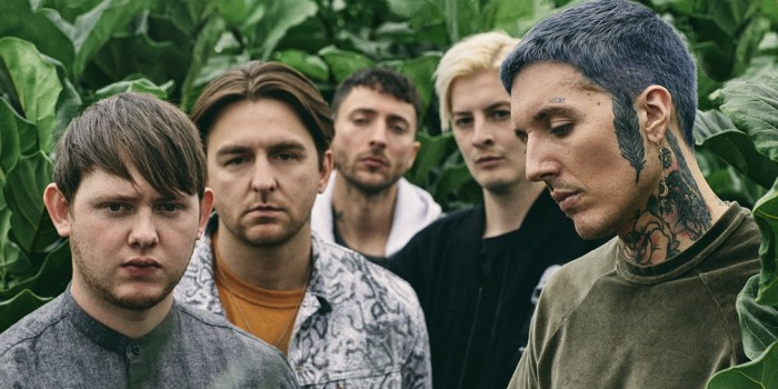 "I Bring Me The Horizon pubblicano una cover di ANOHNI e di ""Mother Tongue"" per Spotify Singles"