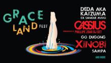 Graceland Fest il 13 e 14 luglio per commemorare Philippe Zdar dei Cassius