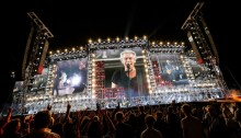 Ingressi, orari e info utili per il concerto di martedì 25 giugno di Ligabue allo Stadio Artemio Franchi di Firenze