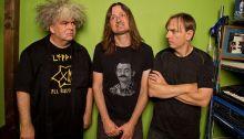 I Melvins annullano il tour europeo a causa di problemi alla schiena di Dale Cover