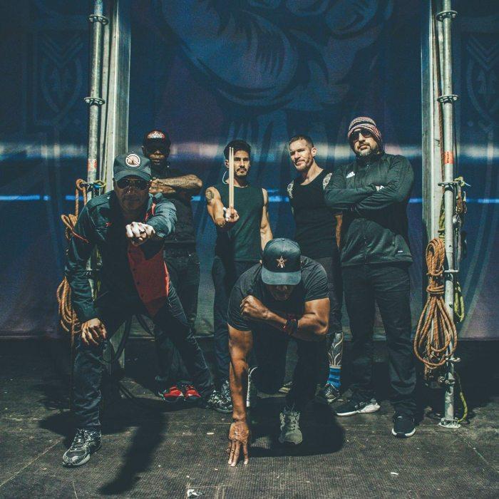 """""""Made With hate"""" è il nuovo brano dei Prophets Of Rage, superband con membri di Rage Against The Machine, Cypress Hill e Public Enemy"""