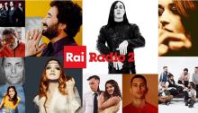 Radio2 Summer Live, cinque tappe con Carmen Consoli, Manuel Agnelli, Tiromancino, Noemi, Mahmood, La Rua, Le Vibrazioni, Alex Britti, Diodato, Margherita Vicario