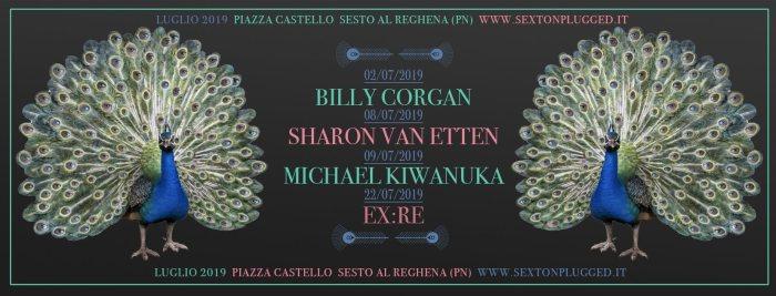 Vinci biglietti per Sexto 'Nplugged luglio 2019 Billy Corgan, Sharon Van Etten, Michael Kiwanuka, Ex:Re