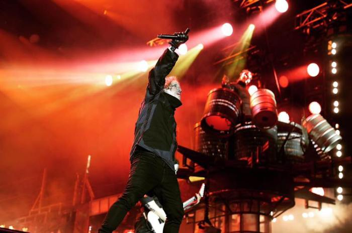 Esibizione video completo Slipknot al Rock Am Ring 2019