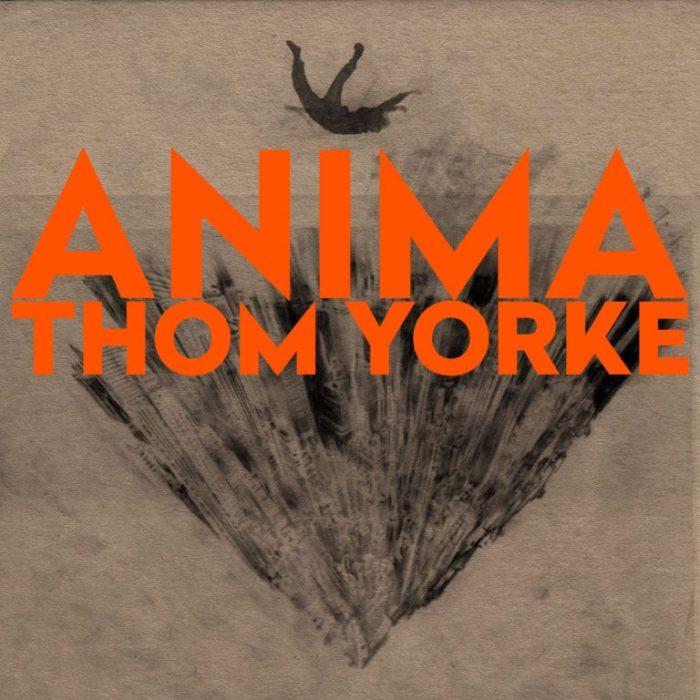 """copertina nuovo album """"Anima"""" thom yorke in uscita il 27 giugno"""