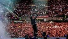 Vasco Re degli stadi con il record di 6 sold out a San Siro e 350.000 persone