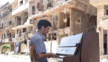 Aeham Ahmad in concerto giovedì 25 luglio a Sere d'Arte di ArtCity