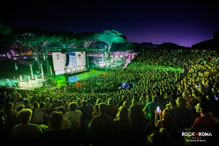 Kraftwerk - Foto di Danilo D'Auria