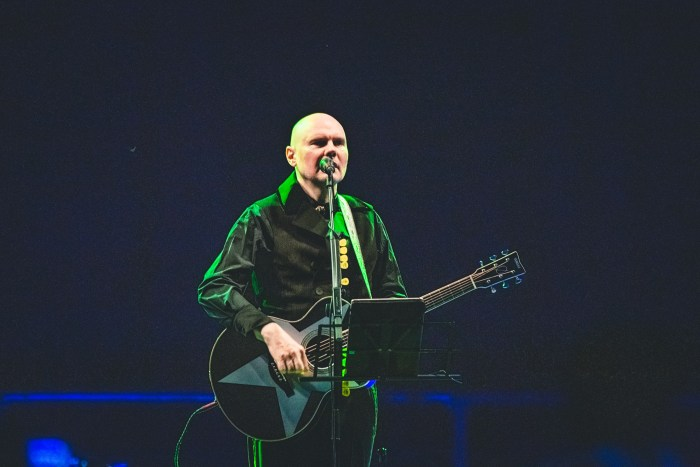 Billy Corgan al Sexto 'Nplugged - Foto di Davide Carrer