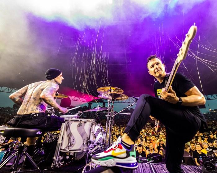 """Blink 182 annunciano il nuovo album """"Nine"""" il 20 settembre"""