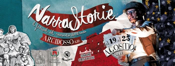 Narrastorie dal 19 al 25 agosto a Arcidosso, Grosseto