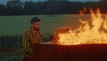 """""""Nobody Else"""" è il nuovo singolo e video di The S.L.P., progetto solista di Serge Pizzorno dei Kasabian"""