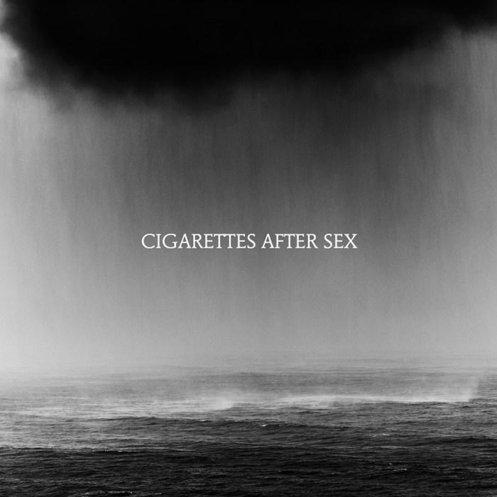 "copertina album ""Cry"" Cigarettes After Sex"