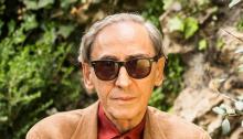 Nuovo disco a ottobre per Franco Battiato