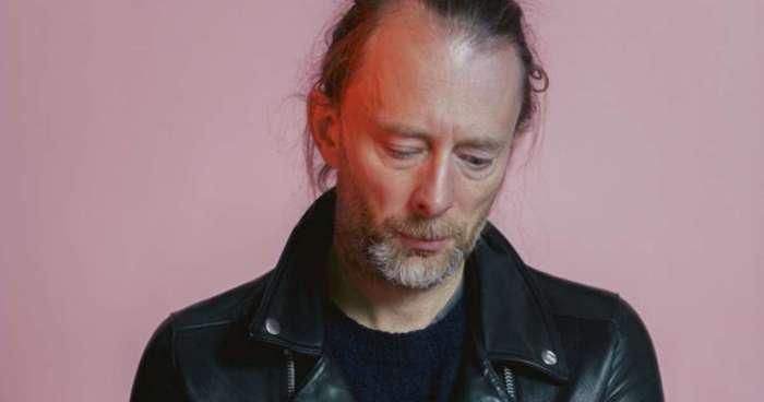 "Thom Yorke pubblica un EP di remix di ""Not The News"""