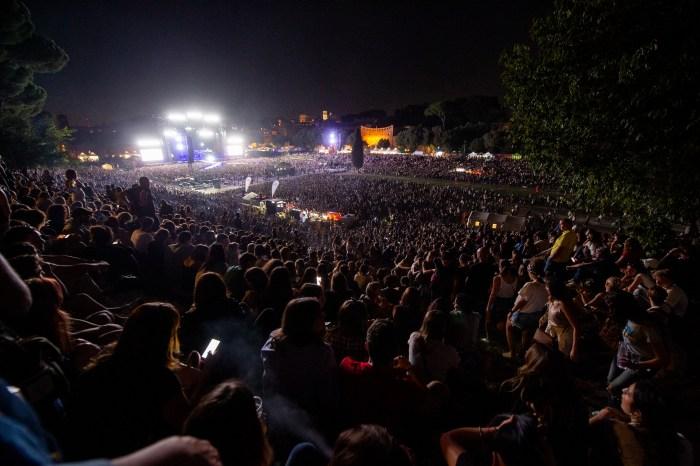 Thegiornalisti dal vivo al Circo Massimo sabato 7 settembre