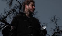 """Post Malone pubblica il nuovo e terzo album """"Hollywood's Bleeding"""""""
