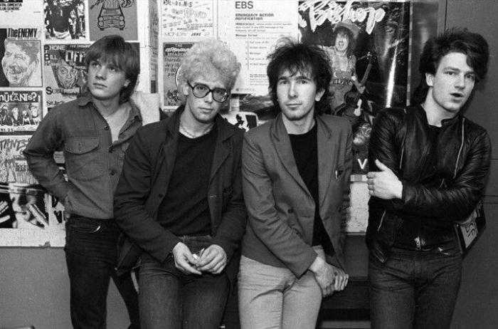 Il 25 settembre 1976 si formano gli U2, 43 anni fa
