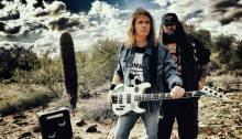 """David Ellefson dei Megadeth porta in Italia a novembre 2019 il suo """"Basstory"""""""