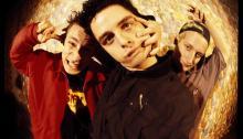 Green Day per la prima volta al Forum di milano il 15 settembre 1995