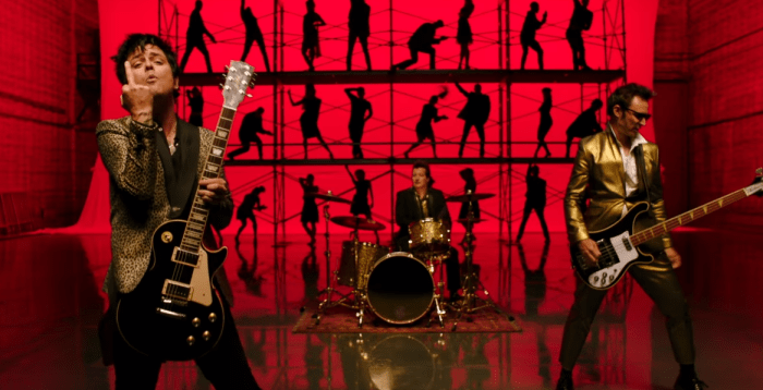 "Green Day il nuovo video di ""Father Of All..."""