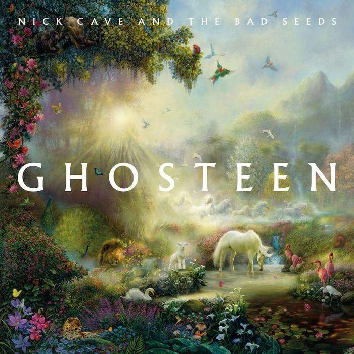 "copertina ""Ghosteen"" Nick Cave & The Bad Seeds"