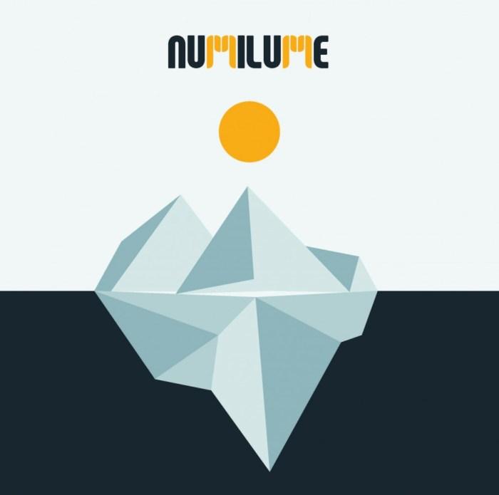 """Ep copertina """"2"""" di Numilume"""