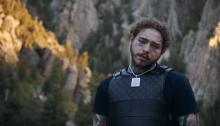 """Post Malone torna con il video del nuovo singolo """"Saint-Tropez"""""""