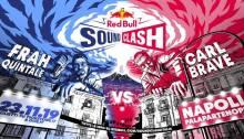 Red Bull Sound Clash il 23 novembre a Napoli con Carl Brave e Frah Quintale