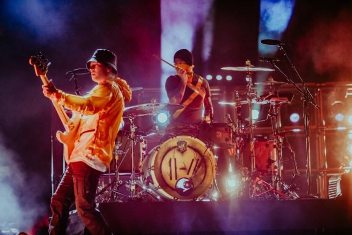 I Twenty One Pilots hanno chiuso l'edizione 2019 del Milano Rocks insieme a Billie Eilish