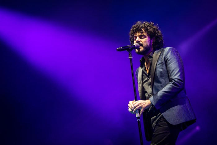Francesco Renga - Foto di Virginia Bettoja