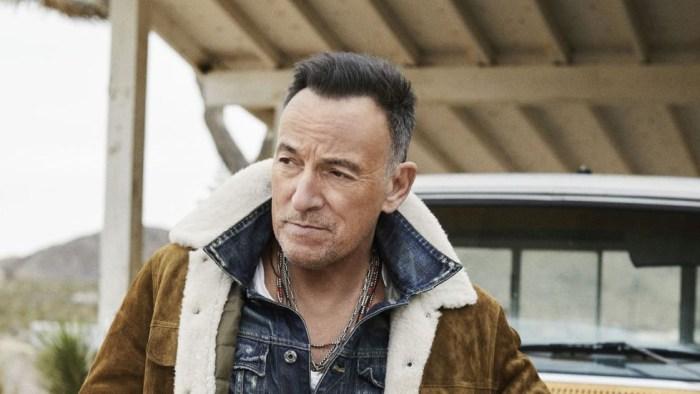 """Bruce Springsteen la colonna sonora del film """"Western Stars"""""""
