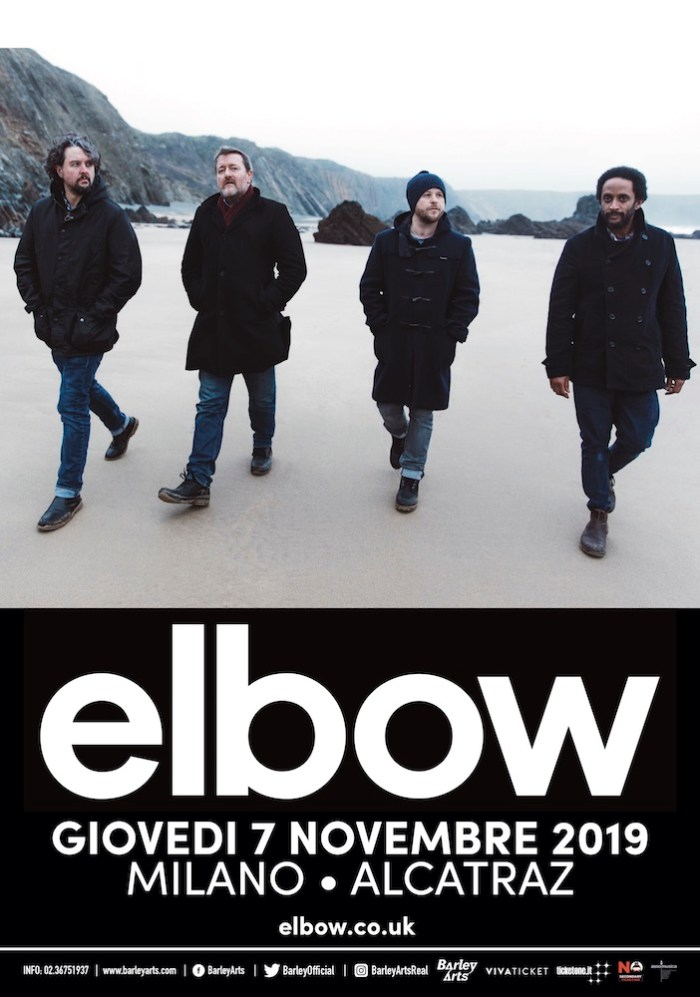 Vinci 1 biglietto per il concerto degli Elbow il 7 novembre all'Alcatraz di Milano
